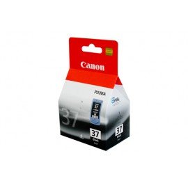 Genuine Canon PG37 Black Ink Cartridge