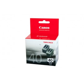 Genuine Canon PG40-TWIN Ink Cartridge