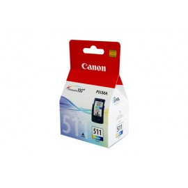 Genuine Canon CL511 Ink Cartridge