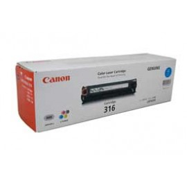 Genuine Canon CART316C Toner Cartridge