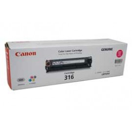 Genuine Canon CART316M Toner Cartridge