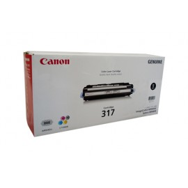 Genuine Canon CART317BK Black Toner Cartridge