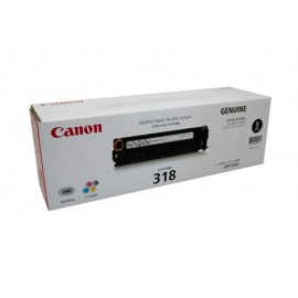 Genuine Canon CART318BK Toner Cartridge