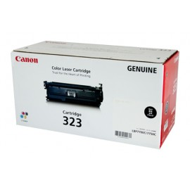 Genuine Canon CART323BK Toner Cartridge