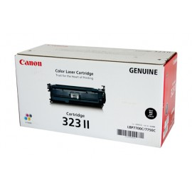 Genuine Canon CART323BKII High Yield Toner Cartridge