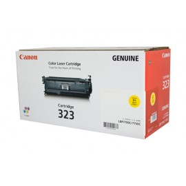 Genuine Canon CART323Y Toner Cartridge
