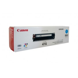 Genuine Canon CART416C Cyan Toner Cartridge