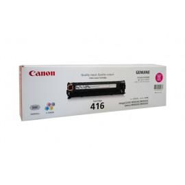Genuine Canon CART416M Toner Cartridge
