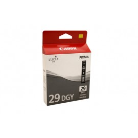 Genuine Canon PGI29DGY Ink Cartridge