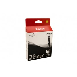 Genuine Canon PGI29MBK Ink Cartridge