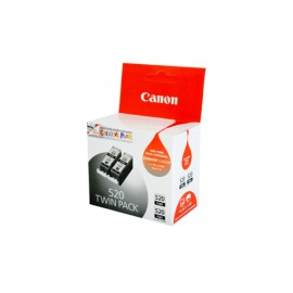 Genuine Canon PGI520BK-TWIN Ink Cartridge