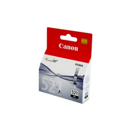 Genuine Canon CLI521BK Black Ink Cartridge