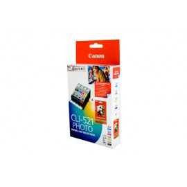 Genuine Canon CLI521VP Ink Cartridge