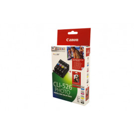 Genuine Canon CLI526VP Ink Cartridge