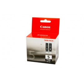 Genuine Canon PGI5BK-TWIN Black Ink Cartridge