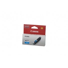 Genuine Canon CLI651C Ink Cartridge