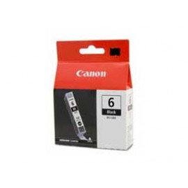 Genuine Canon BCI6BK Black Ink Cartridge