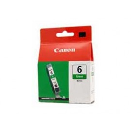 Genuine Canon BCI6G Green Ink Cartridge