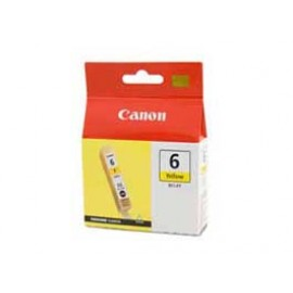 Genuine Canon BCI6Y Yellow Ink Cartridge