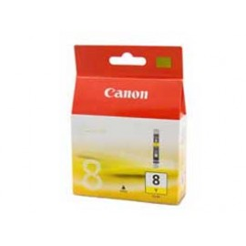 Genuine Canon CLI8Y Yellow Ink Cartridge