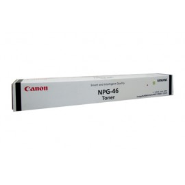 Genuine Canon TG46BK Black Toner Cartridge