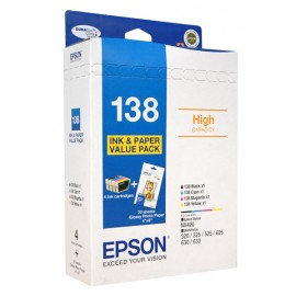 Genuine Epson T1386 Ink Cartridge