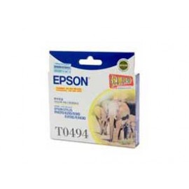 Genuine Epson T0494 Ink Cartridge