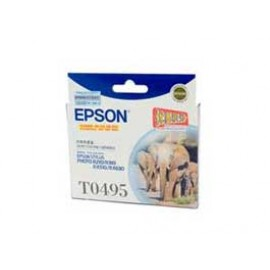 Genuine Epson T0495 Ink Cartridge