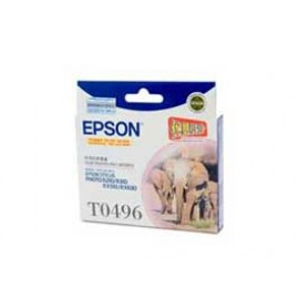 Genuine Epson T0496 Ink Cartridge
