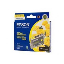 Genuine Epson T0544 Ink Cartridge
