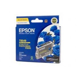 Genuine Epson T0549 Ink Cartridge