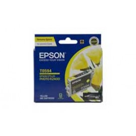 Genuine Epson T0594 Ink Cartridge