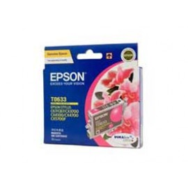 Genuine Epson T0633 Ink Cartridge