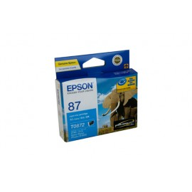 Genuine Epson T0872 Ink Cartridge