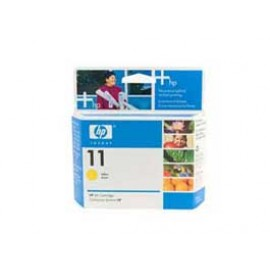 Genuine HP C4838A Yellow Ink Cartridge