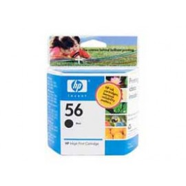 Genuine HP C6656AA Black Ink Cartridge