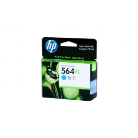Genuine HP CB323WA Cyan Ink Cartridge
