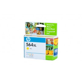 Genuine HP CB325WA Yellow Ink Cartridge