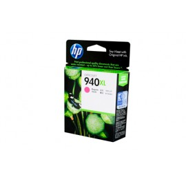 Genuine HP C4908AA High Yield Magenta Ink Cartridge