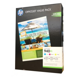 Genuine HP CG898AA Ink Cartridge