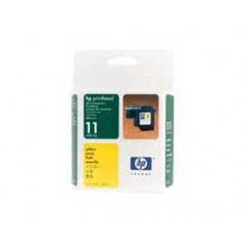 Genuine HP C4813A Yellow Ink Cartridge