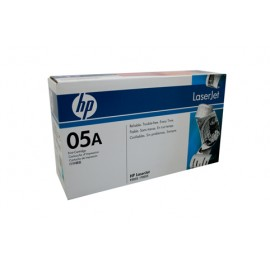 Genuine HP CE505A Toner Cartridge