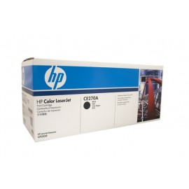 Genuine HP CE270A Toner Cartridge