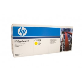 Genuine HP CE272A Toner Cartridge