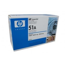 Genuine HP Q7551A Toner Cartridge