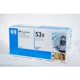 Genuine HP Q7553X Toner Cartridge
