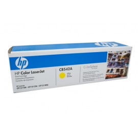 Genuine HP CB542A Toner Cartridge