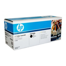 Genuine HP CE740A Toner Cartridge