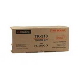 Genuine Kyocera TK-310 Black Toner Cartridge