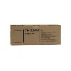 Genuine Kyocera TK-520M Magenta Toner Cartridge